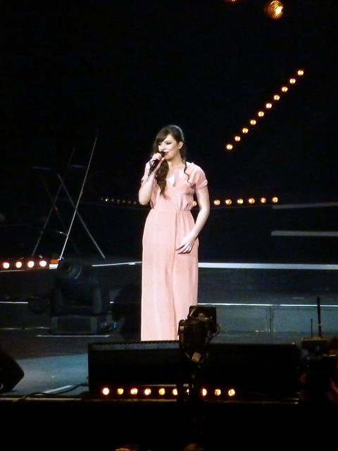 The Voice - Tour 2012 - Zénith, Paris (2012)
