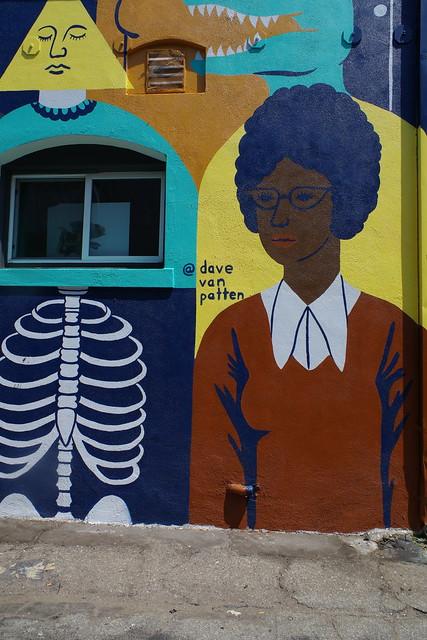 Alley by Dave Van Patten
