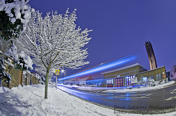 More London Snow