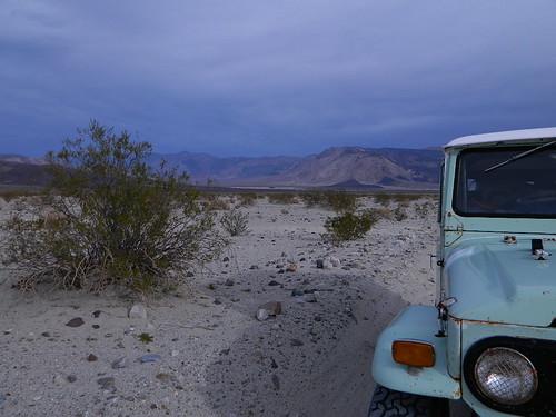 4x4 Camping in California