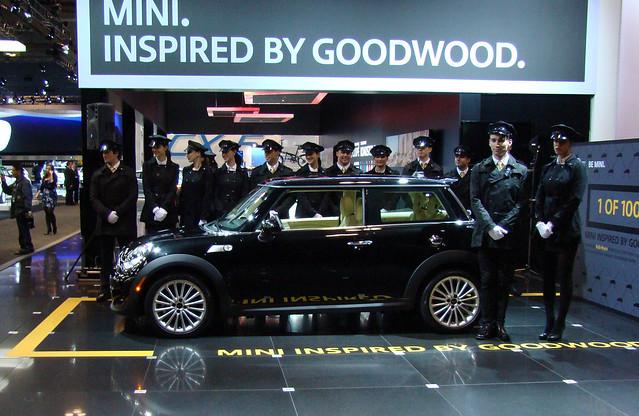 2012 Canadian International Auto Show MINI Goodwood 2