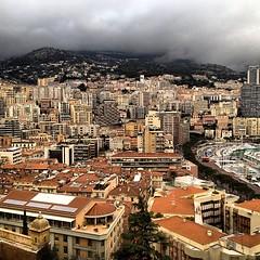 Центральная часть Монако: торжество хрущёвской архитектуры