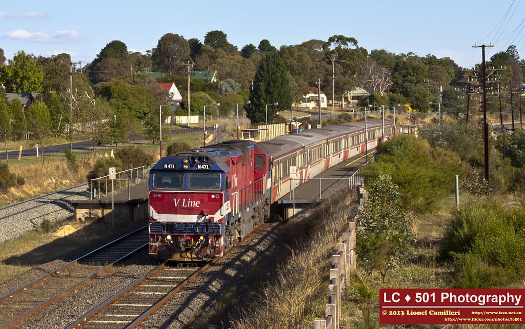 Loco Hauled Pass V1 by LC501