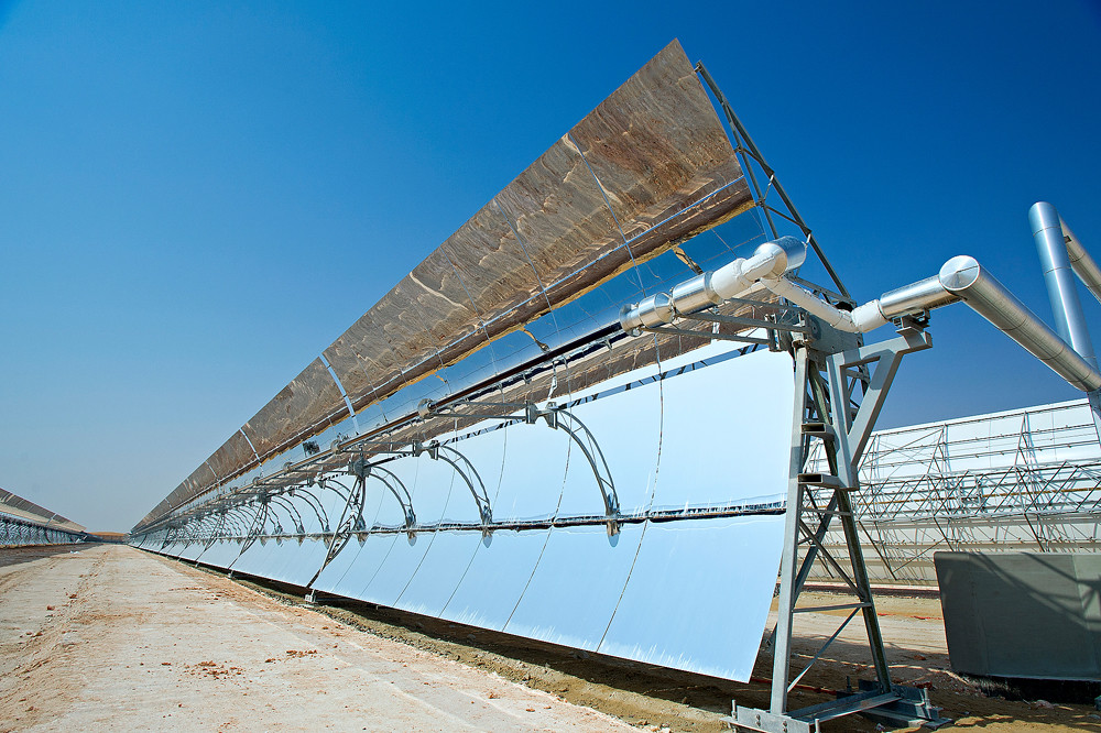 Image result for concentrated solar power
