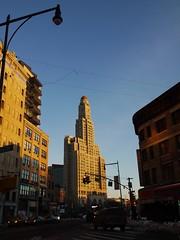 日, 2013-02-10 17:09 - ブルックリンの時計塔