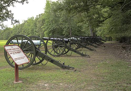 Ketchum's Alabama Battery