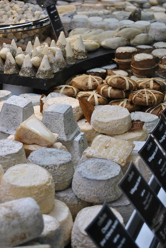 Cheese Les Halles 1 | by amymaura
