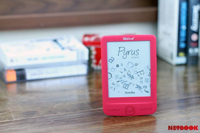 Trekstor Pyrus Mini Ebook Reader Trekstor Con Schermo Da 4 Eeevolution Flickr