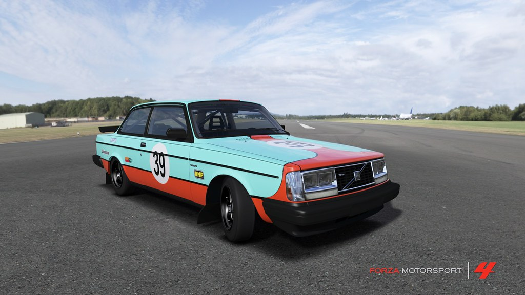 1983 Volvo 242 Turbo Evolution A Design Later On Redone T