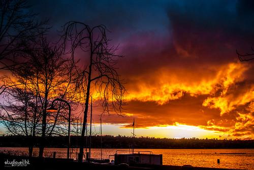 sunset 35mm nikon cloudporn fierysky sunsetporn skyporn