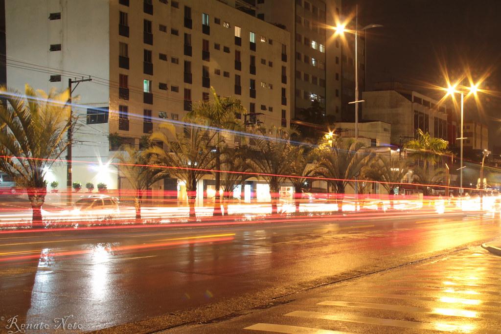 Av Goias Sao Caetano Do Sul Noturna Sao Caetano Do Su Flickr
