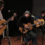 Mon, 25/02/2013 - 1:42pm - The Mavericks in Studio A, 2/25/2013. Photo by Deirdre Hynes