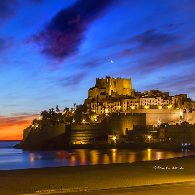 El Castillo del Papa Luna