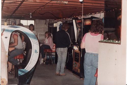 BOB'S GAME ROOM IN SEP 1984
