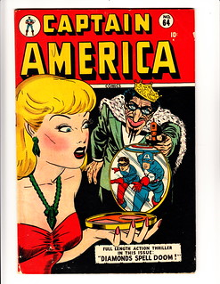 IMG CAPTAIN AMERICA #64 | by Park Avenue Collection