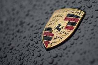 Porsche Logo Porscheplatz Stuttgart Mgusiner Flickr