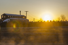 Ammunition Plant Sunrise