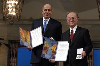 Mohamed ElBaradei & Yukiya Amano (01310176)
