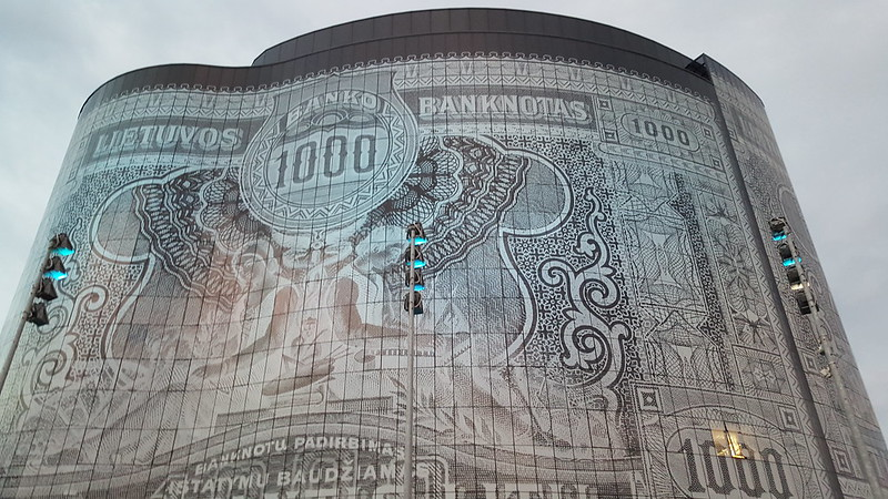 The Banknote Building!