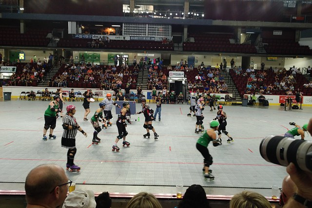 Treasure Valley Roller Derby