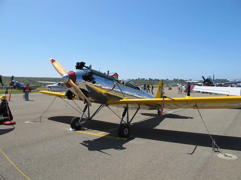 Ryan PT-22 Recruit 1