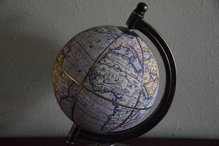 Globe-NA | by Conner R. Bownds