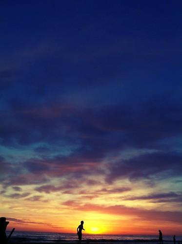 sunset beach uruguay atardecer playa iphone canelones chameleonfilter balnearioaraminda