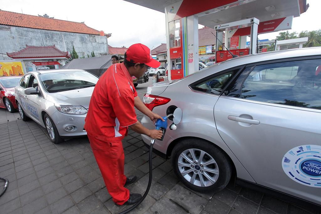 #ChasingTheSun : All New Focus Fuel Efficiency