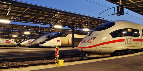ICE + TGV's | by Nelso M. Silva