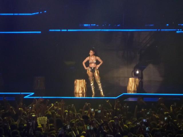Nicki Minaj - The Pinkprint Tour - Zénith, Paris (2015)