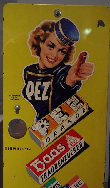 German Pez Sign