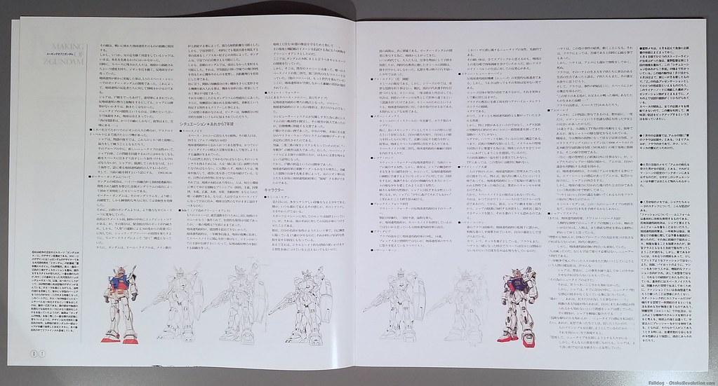 Zeta Gundam Laserdisc Box Set I 19