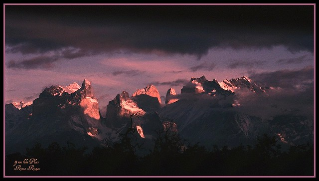 My Picture, from Las Torres Del Paine, Patagonia Chile, is back on my Pfotostream, I' m so happy!!!!!! It was taken away by sombody Photo # one