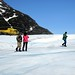 Heli on Herbert glacier