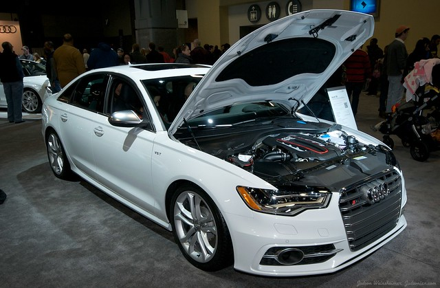 2013 Washington Auto Show - Lower Concourse - Audi 13