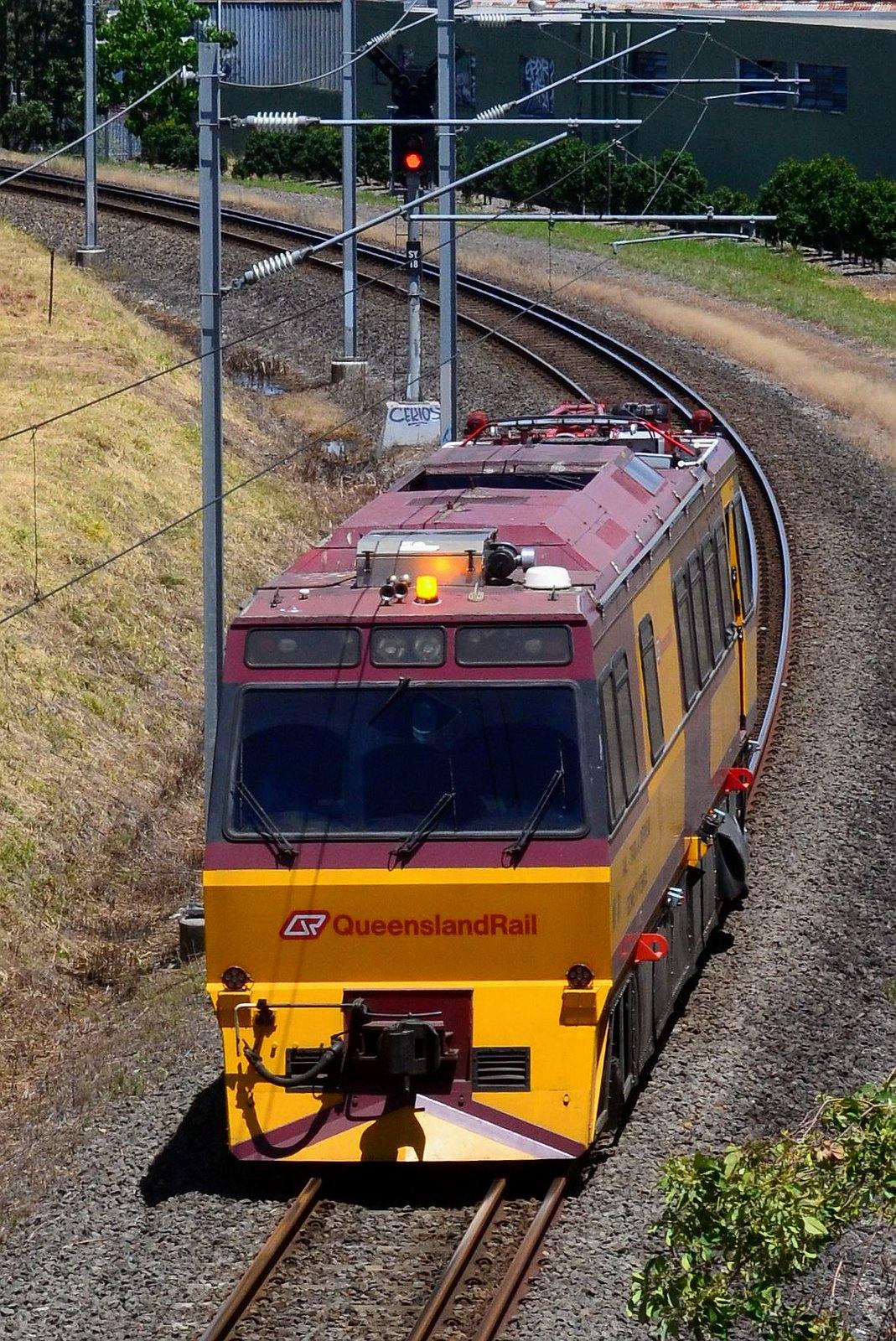 Queensland Rail - MMY-004 by Shawn Stutsel