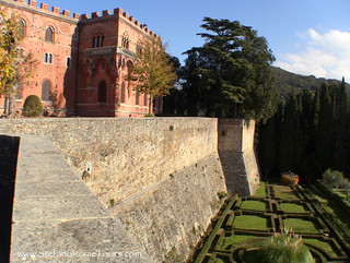 Brolio Castle  (Castello di Brolio) in Chianti, Tuscany | by StefanoRomeTours