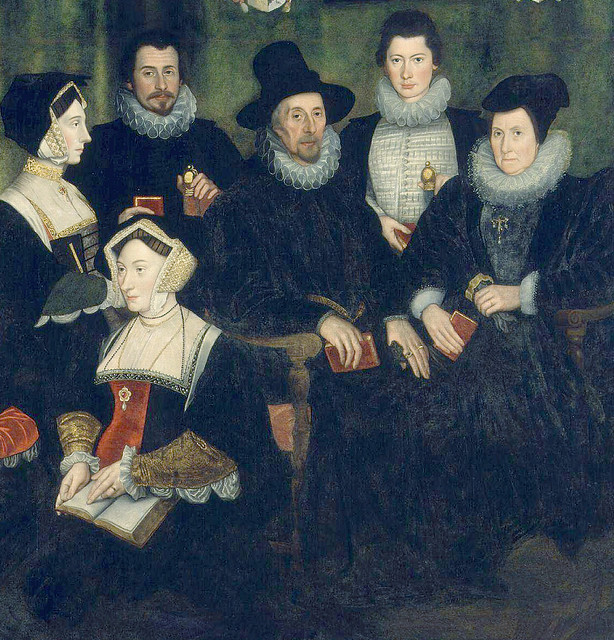 after Hans Holbein dJ - The Thomas More family