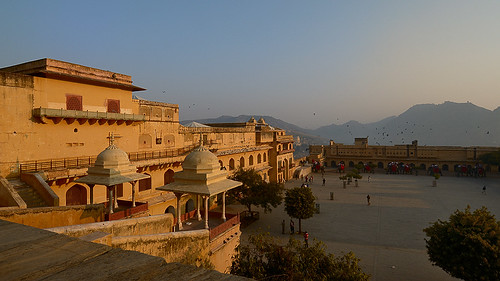 Amber Fort # 1 | by PeS-Photo