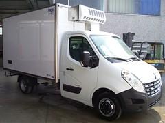 Хладилна надстройка + хладилен агрегат за Renault