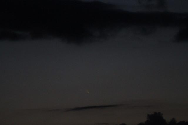 Comet C/2011 L4 PanSTARRS (1) 13/03/13