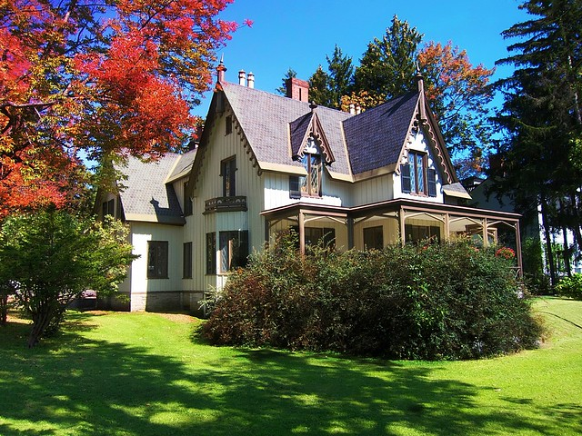 Cazenovia Ny ~ Historic Gothic Cottage