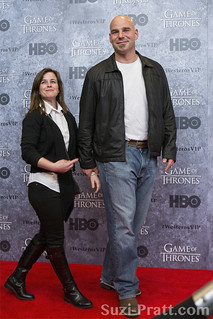 "Marcus Hahnemann at HBO's ""Game Of Thrones"" Season 3 Seattle Premiere at Cinerama 