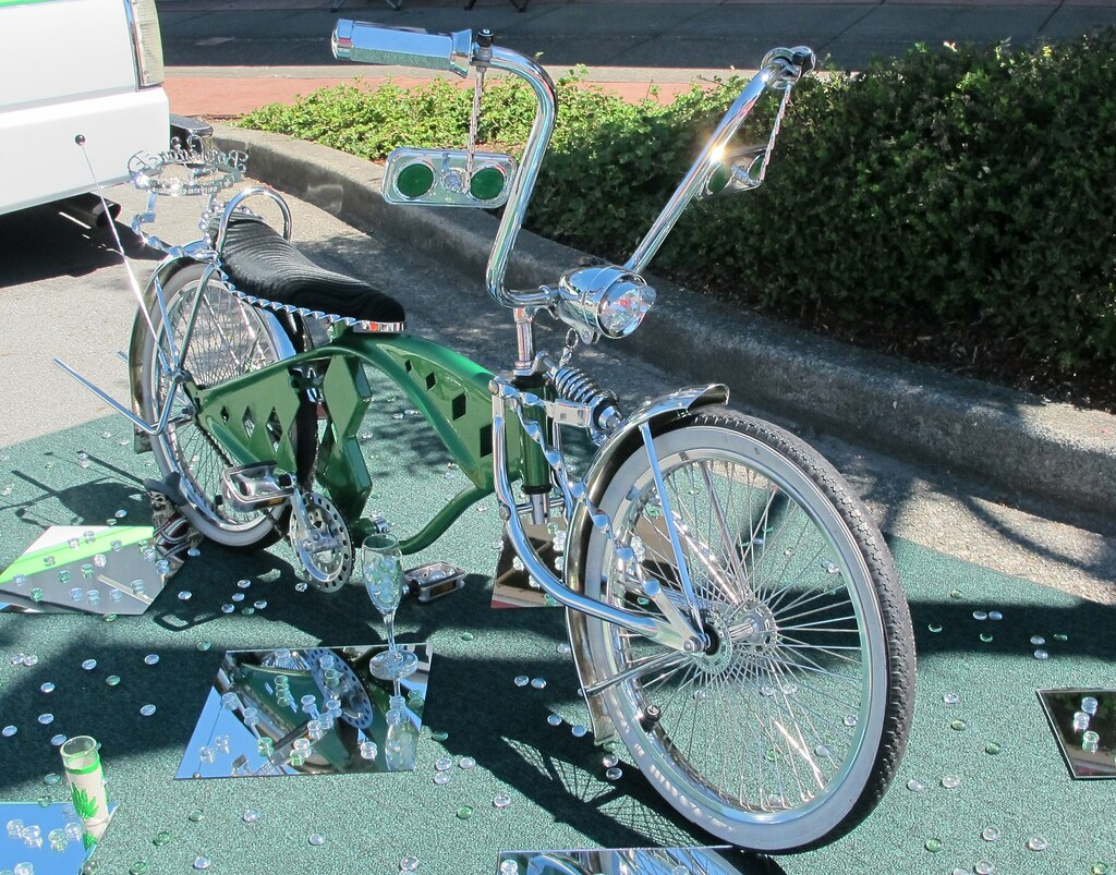 Custom LowRider Bicycle | Custom_Cab | Flickr