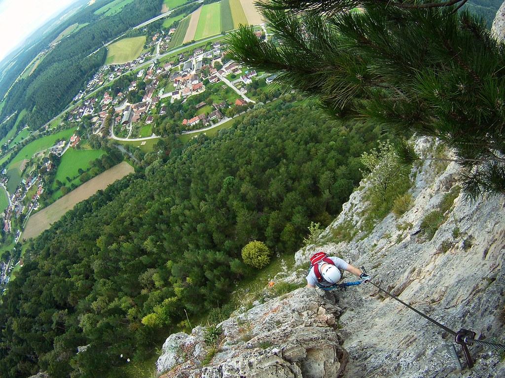 Pittentaler Klettersteig : Währinger pittentaler klettersteig alpenverein