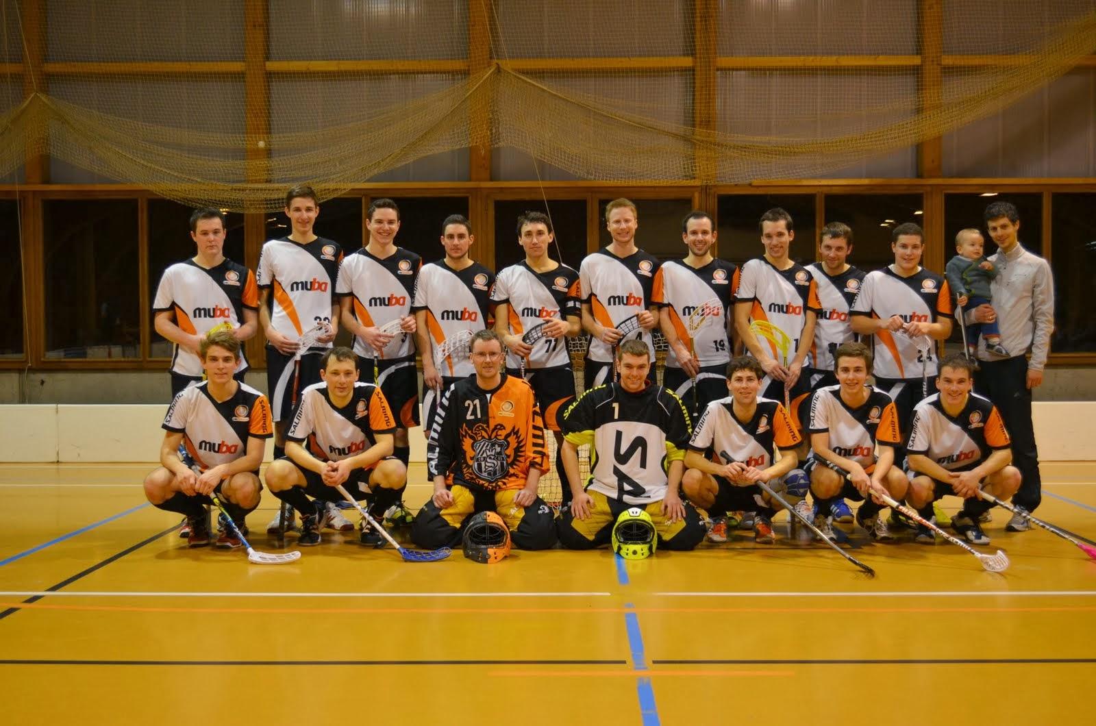 Herren 1 (Heimrunde 2013/2014)