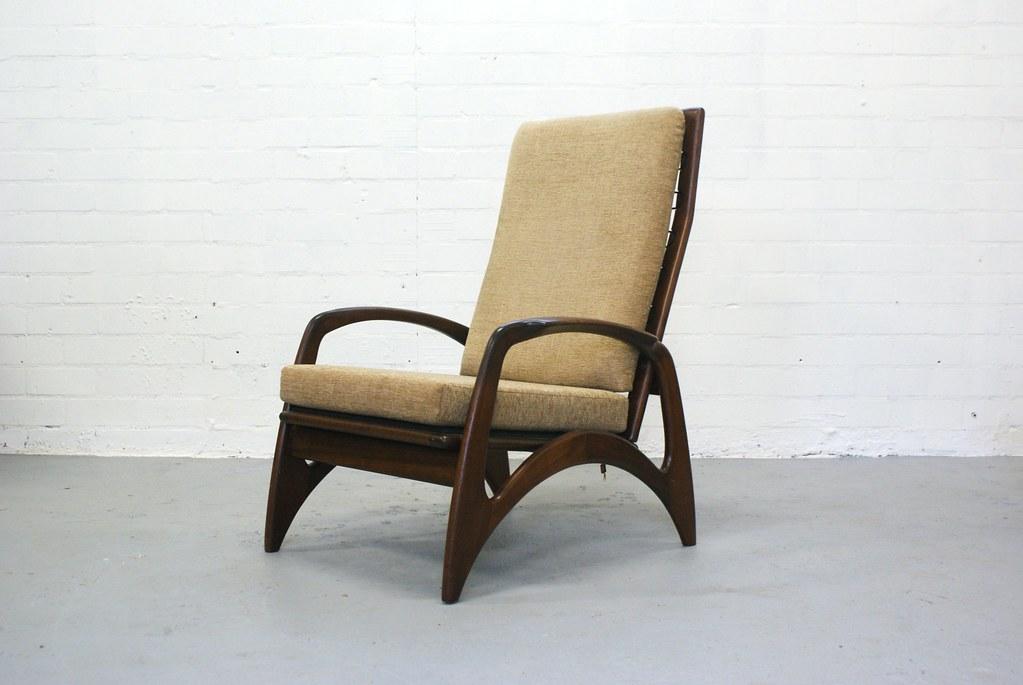 Hedendaags Vintage teak bank sofa jaren 50 60 De ster Gelderland Topf…   Flickr IQ-35