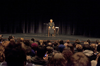 Maya Angelou visits YCP! 2/4/13 | by York College ISLGP