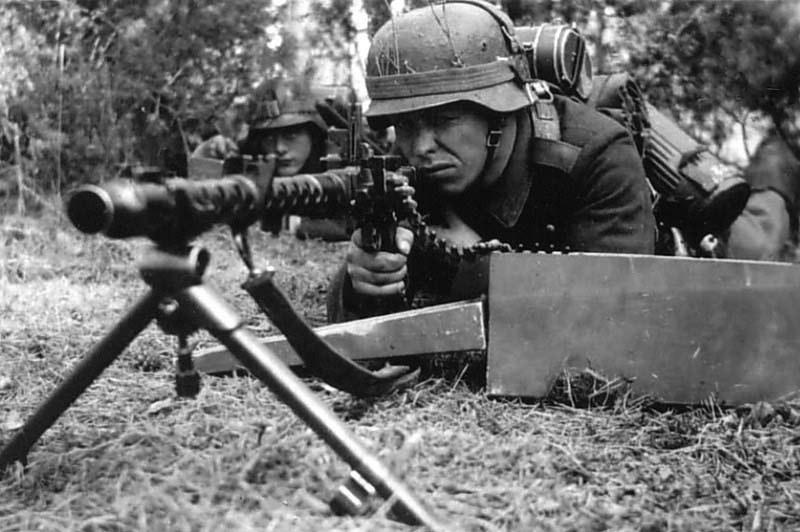 German MG-34 | Krueger Horst | Flickr
