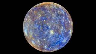 False Color View of Mercury | by NASA Goddard Photo and Video